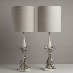 A Large Pair of Rembrandt designed Table Lamps 1950s