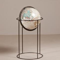 A Paul McCobb designed Floor Standing Globe USA 1960s