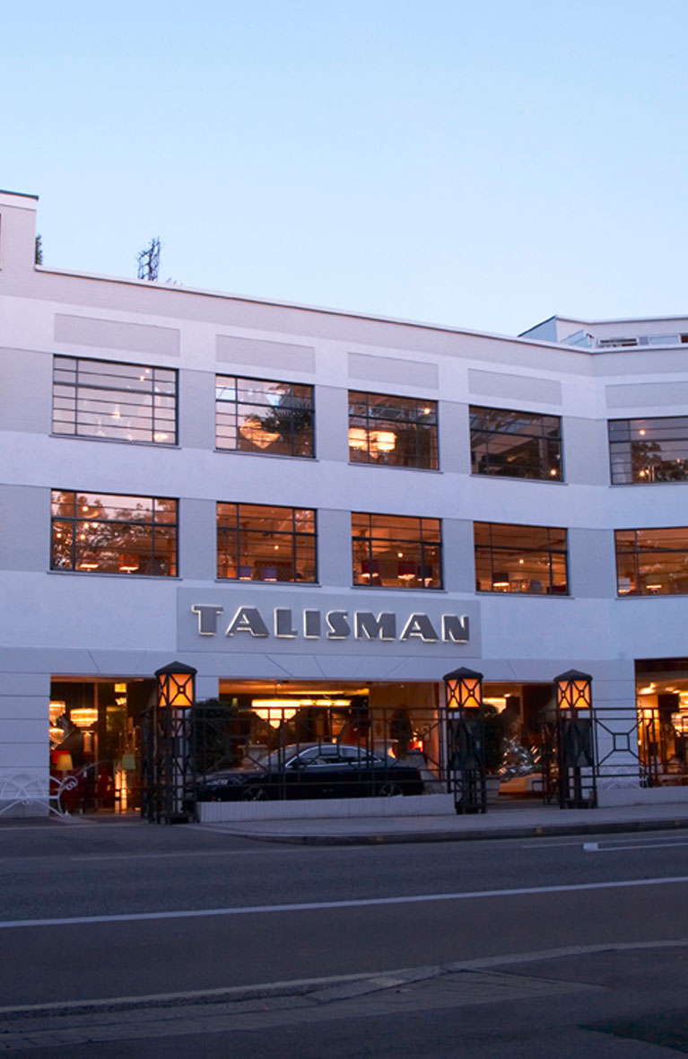 Talisman Showroom