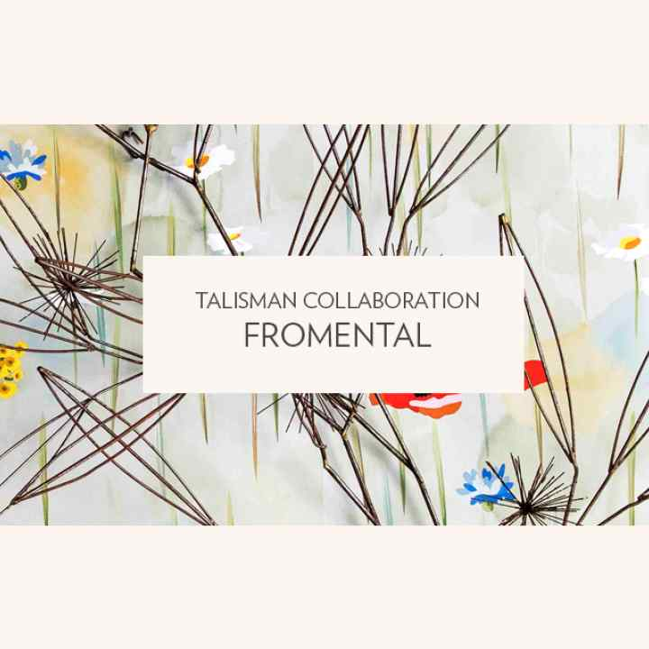 Talisman collaborates with Fromental