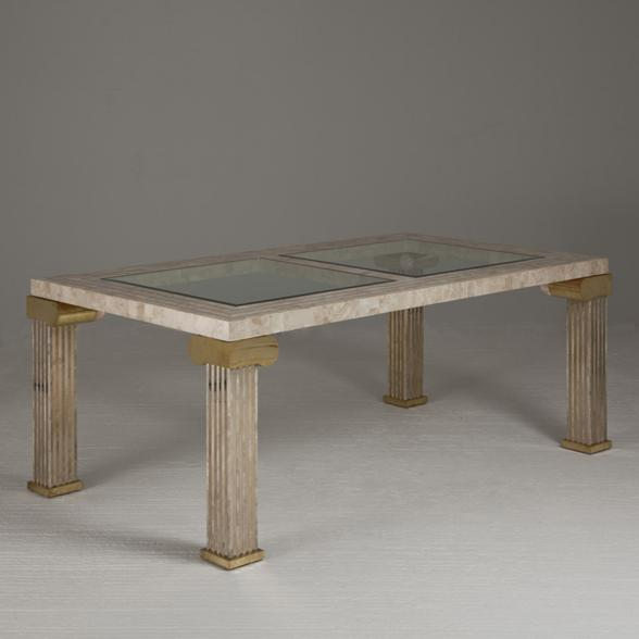 A Maitland Smith Designed Dining Table 1980s
