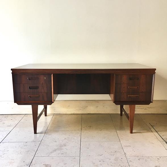 A Rosewood Desk