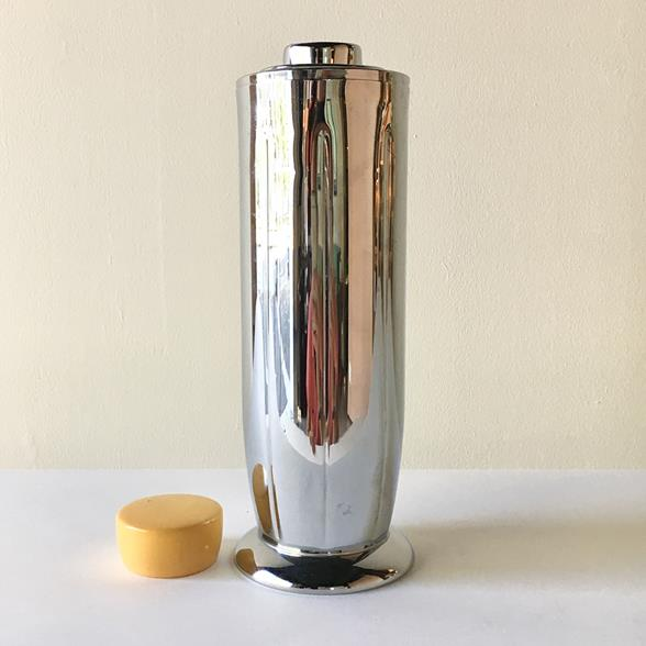 American Art Deco Cocktail Shaker by Manning Bowman