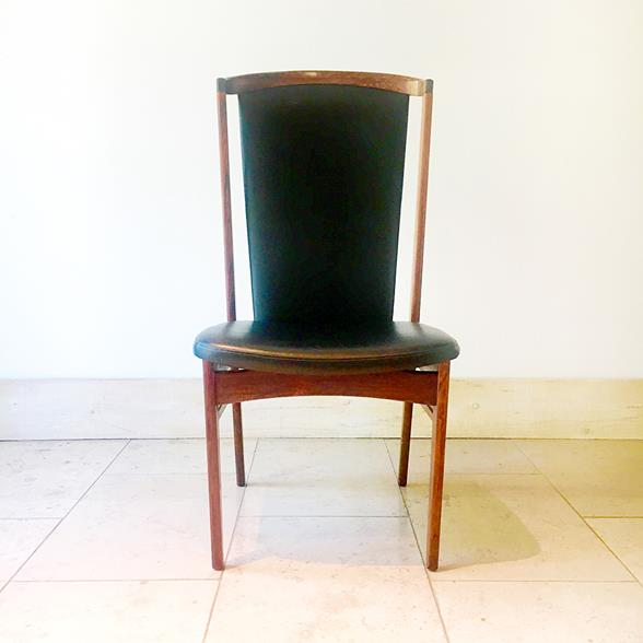 Substantial Danish Eric Buck designed Desk Chair 1960s