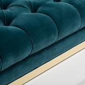 The Deep Buttoned Sofa by Talisman Bespoke Alternate image