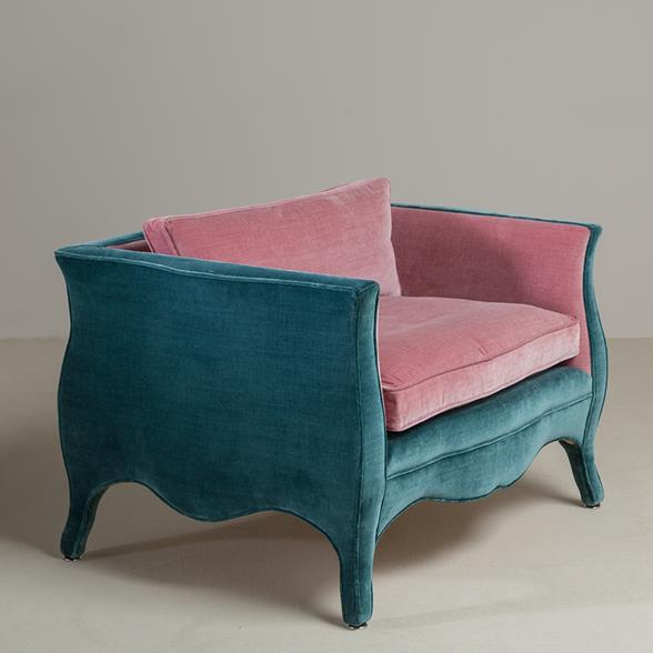 The French Style Armchair by Talisman Bespoke