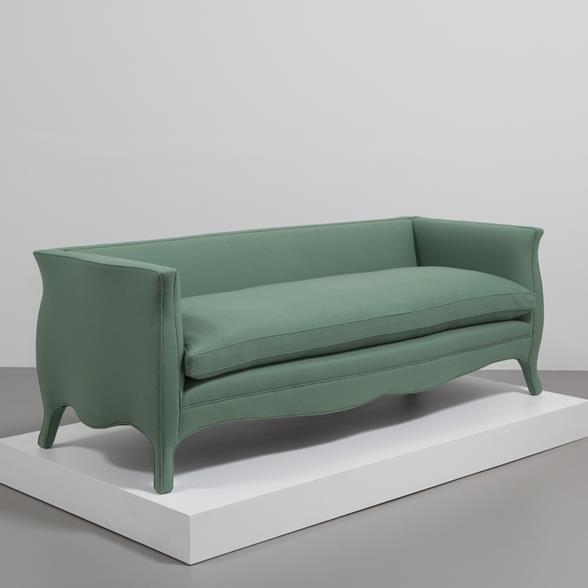 The High Backed French Style Sofa by Talisman Bespoke