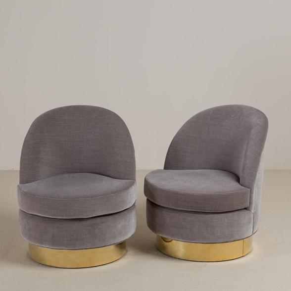 The Talisman Swivel Chairs by Talisman Bespoke